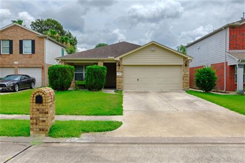 Photo of 18326 Valiant Brook Court, Humble, TX 77346 (MLS # 45215090)