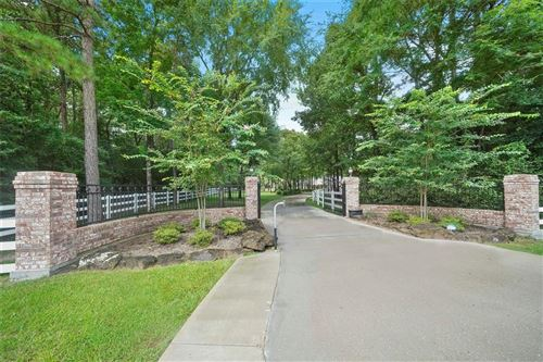 Photo of 11121 Lake Forest Drive, Conroe, TX 77384 (MLS # 81237092)
