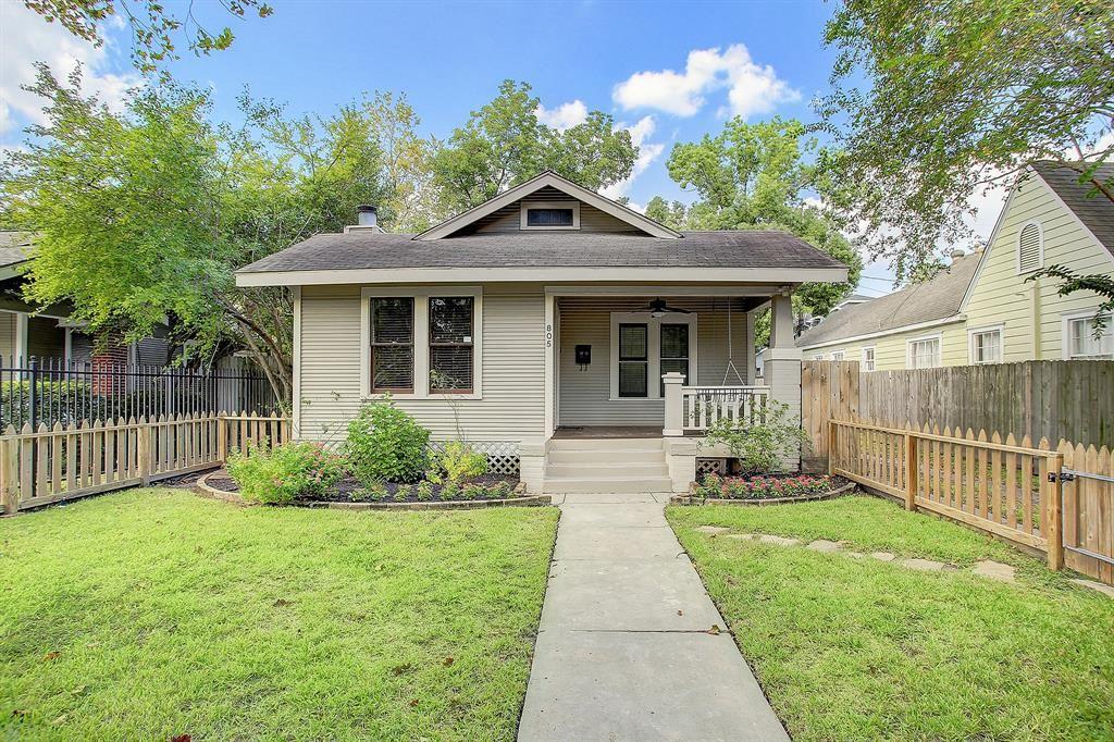 805 Le Green Street, Houston, TX 77008 - #: 41939093