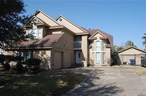 Photo of 14706 Via Del Norte Drive, Houston, TX 77083 (MLS # 90239095)