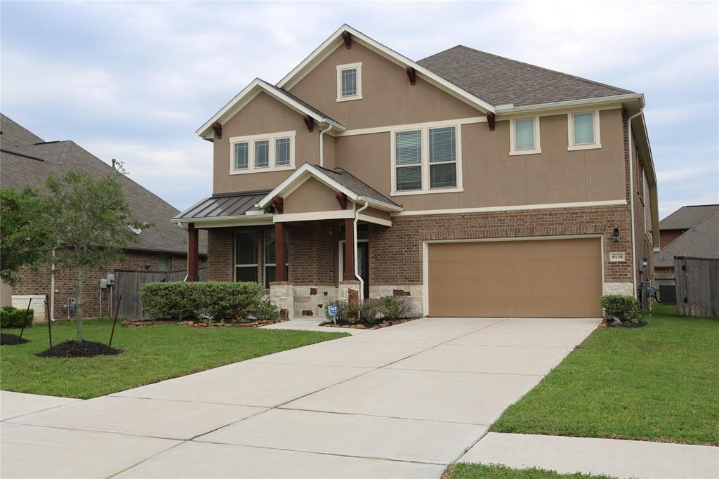 6138 Driscoll Park Drive, Richmond, TX 77407 - MLS#: 67918095