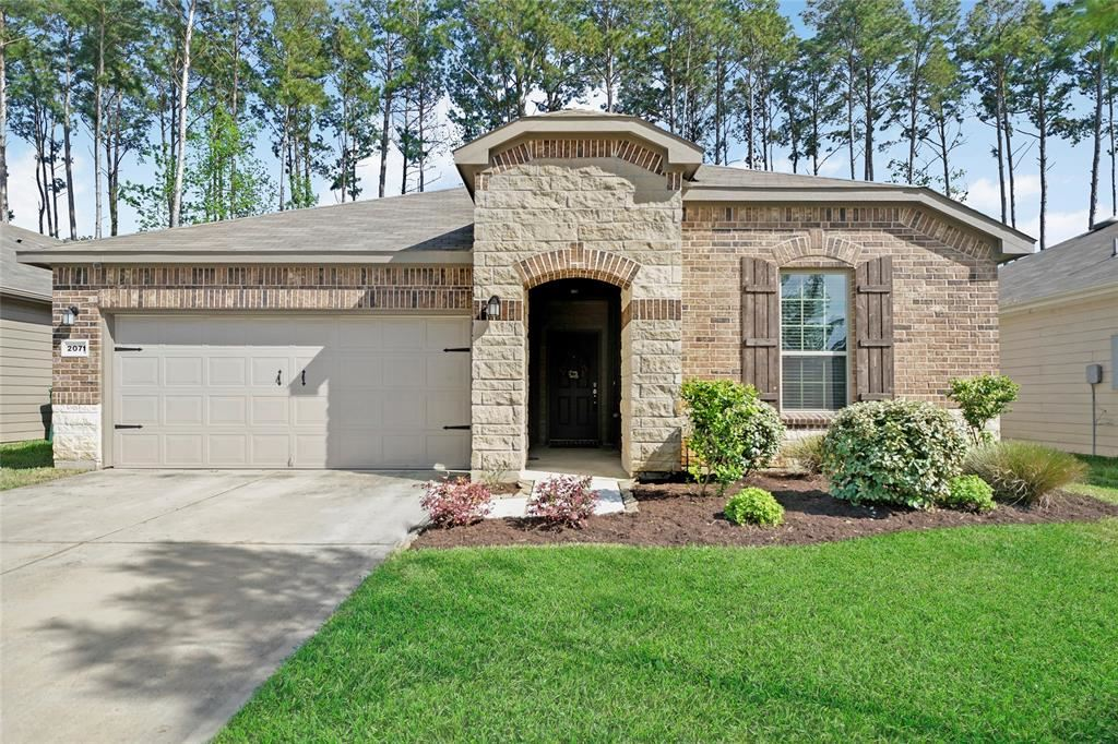 2071 Lost Timbers Drive, Conroe, TX 77304 - #: 81492096