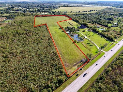 Photo of 4425 South Highway 35, Alvin, TX 77511 (MLS # 96064097)