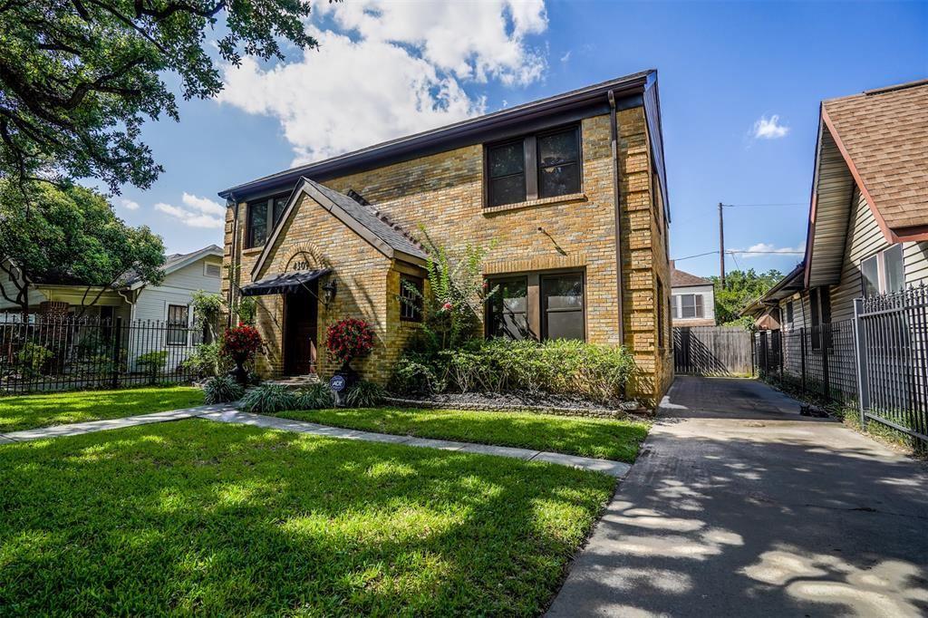 4309 Clay Street, Houston, TX 77023 - MLS#: 89900097