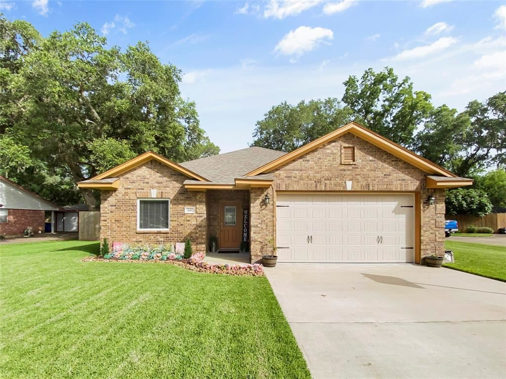 241 Canterbury Drive, West Columbia, TX 77486 - MLS#: 71860098