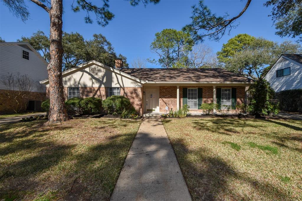 12438 Stafford Springs Drive, Houston, TX 77077 - #: 96057099