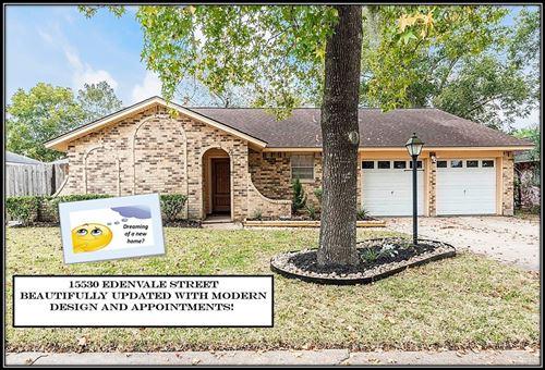 Photo of 15530 Edenvale Street, Friendswood, TX 77546 (MLS # 61233100)