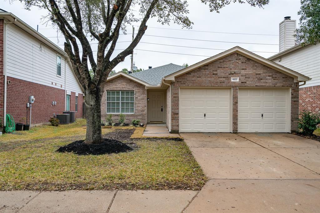 4822 Monarch Glen Lane, Katy, TX 77449 - #: 3075101