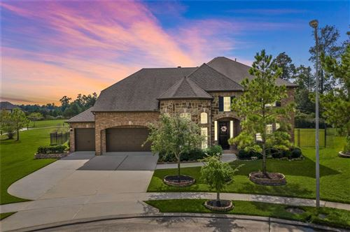 Photo of 3598 Rock Daisy Drive, Spring, TX 77386 (MLS # 7743102)