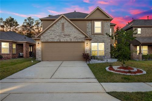 Photo of 21215 Fox Orchard Court, Humble, TX 77338 (MLS # 47905106)