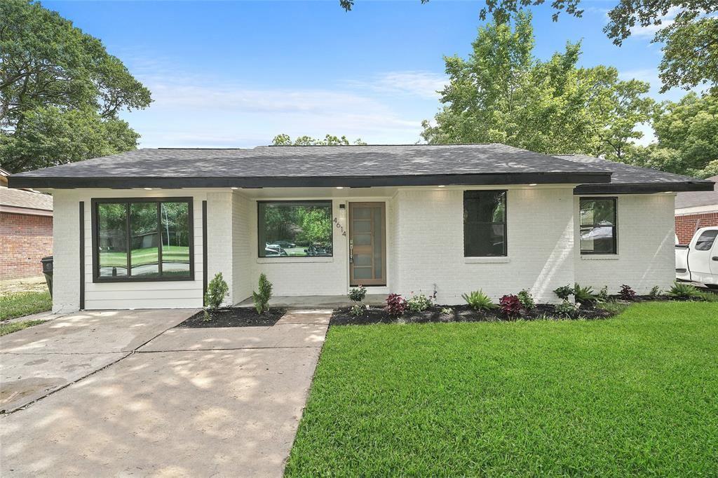 4614 W 43rd Street, Houston, TX 77092 - MLS#: 5340108