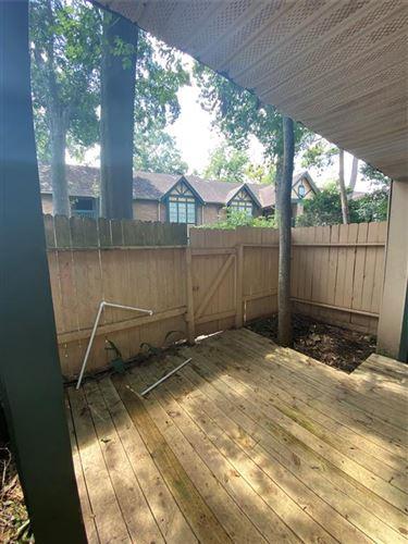 Photo of 8255 Kingsbrook Road #140, Houston, TX 77024 (MLS # 26775109)
