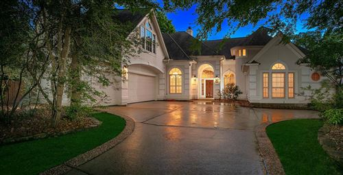 Photo of 34 Glentrace Circle, The Woodlands, TX 77382 (MLS # 63486117)
