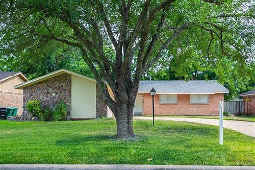 Photo of 9319 Val Verde Street, Houston, TX 77063 (MLS # 68613117)
