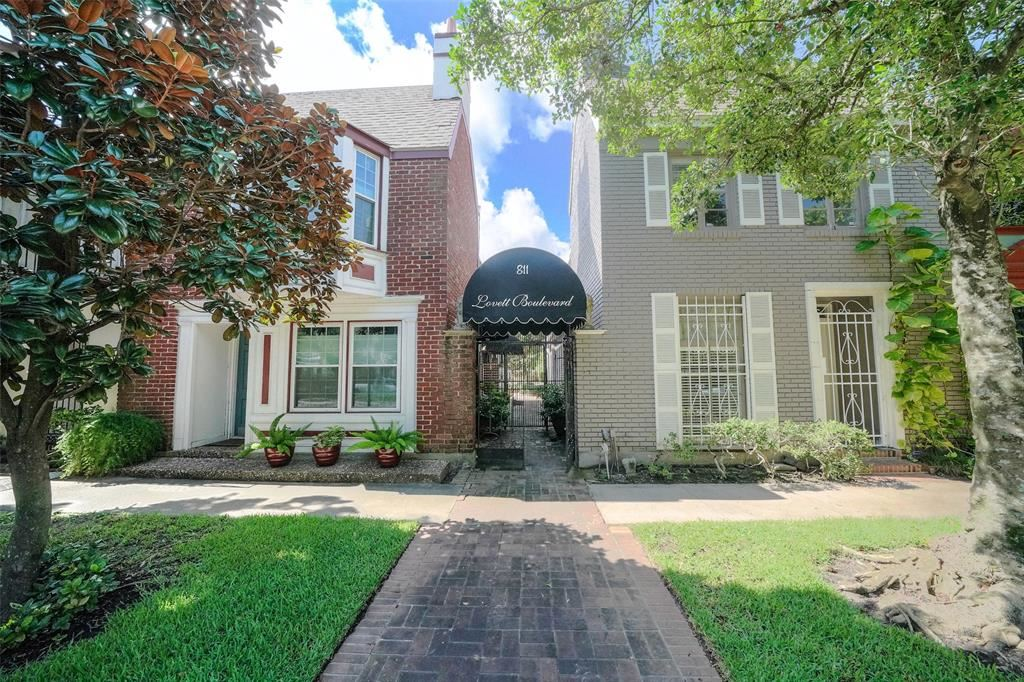 811 Lovett Boulevard #20, Houston, TX 77006 - MLS#: 44588117