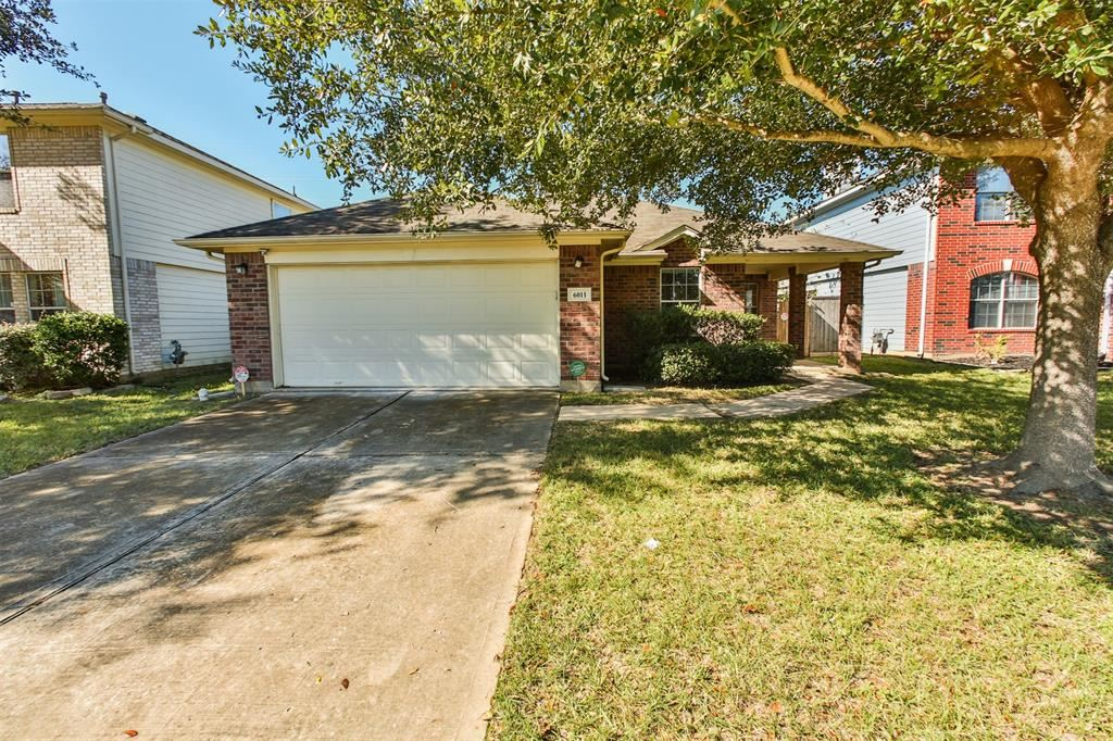 6011 S Brenwood Drive, Katy, TX 77449 - MLS#: 8971118
