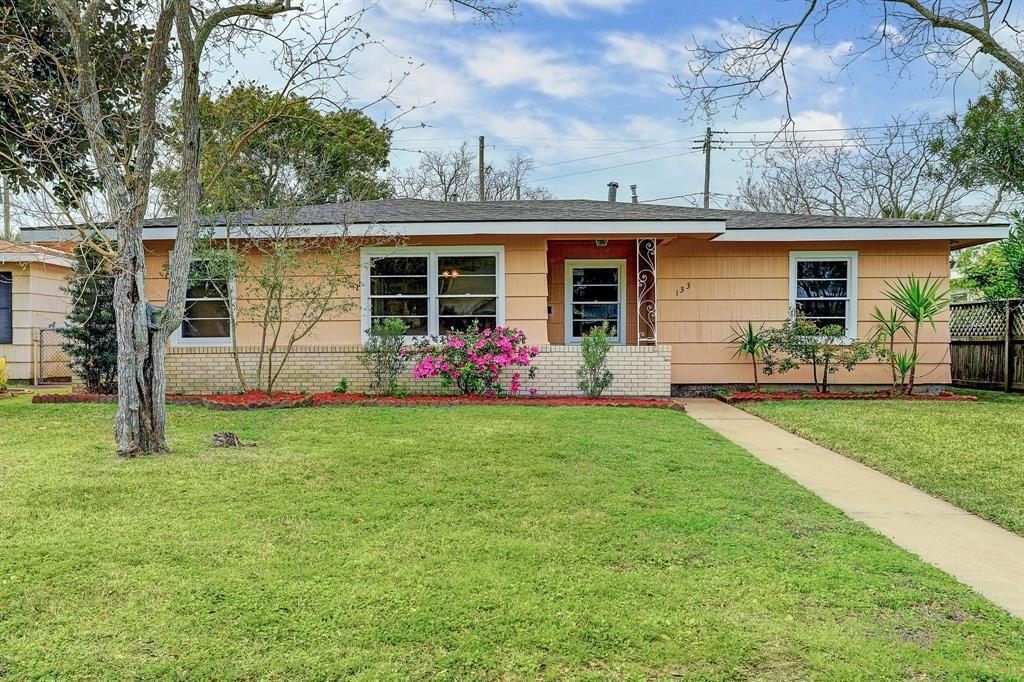 133 San Fernando Drive, Galveston, TX 77550 - MLS#: 60552119
