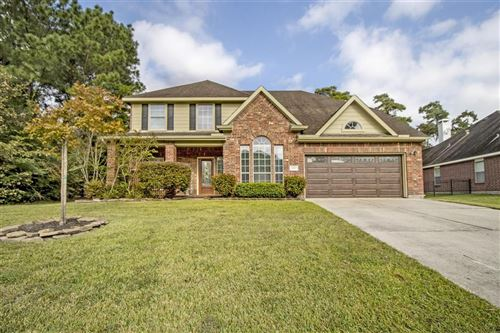 Photo of 8031 Trophy Place Drive, Humble, TX 77346 (MLS # 26867120)