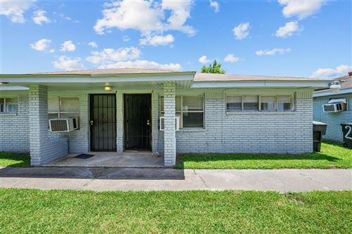 Photo of 5425 Cavalcade Street #8, Houston, TX 77026 (MLS # 6645121)