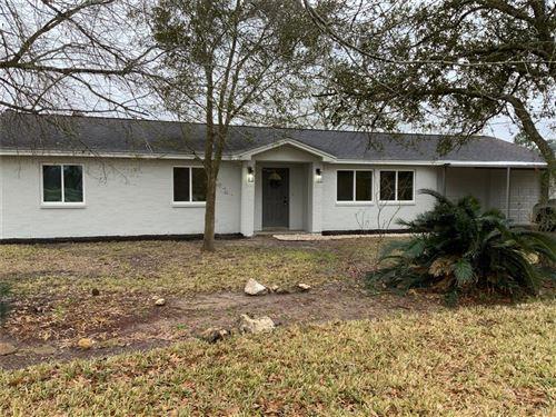 Photo of 3672 County Road 144, Alvin, TX 77511 (MLS # 83552125)