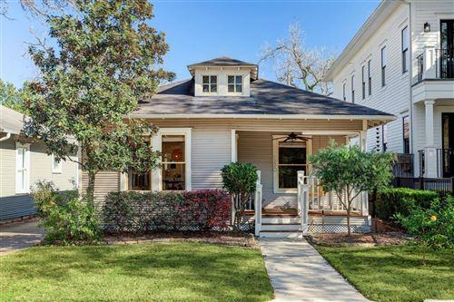 Photo of 1220 Arlington Street, Houston, TX 77008 (MLS # 26804128)