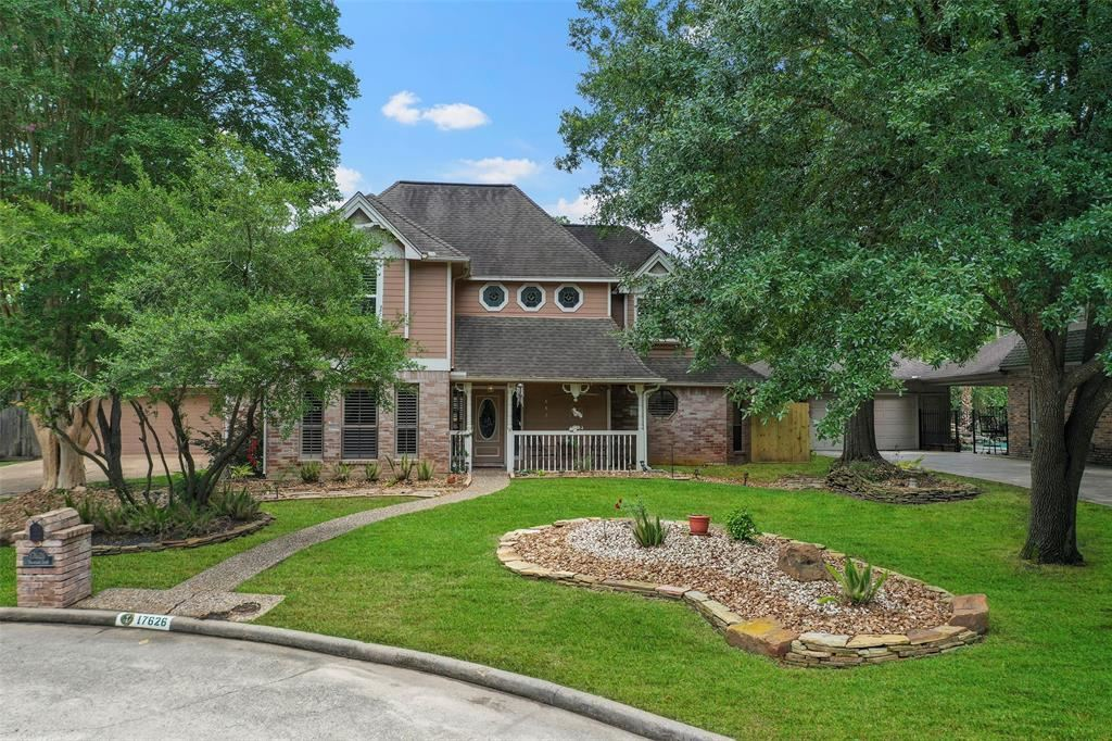 17626 Woodlode Lane, Spring, TX 77379 - MLS#: 81124128