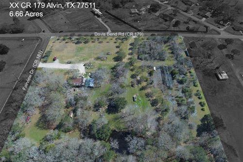 Photo of XX County Road 179, Alvin, TX 77511 (MLS # 19976131)