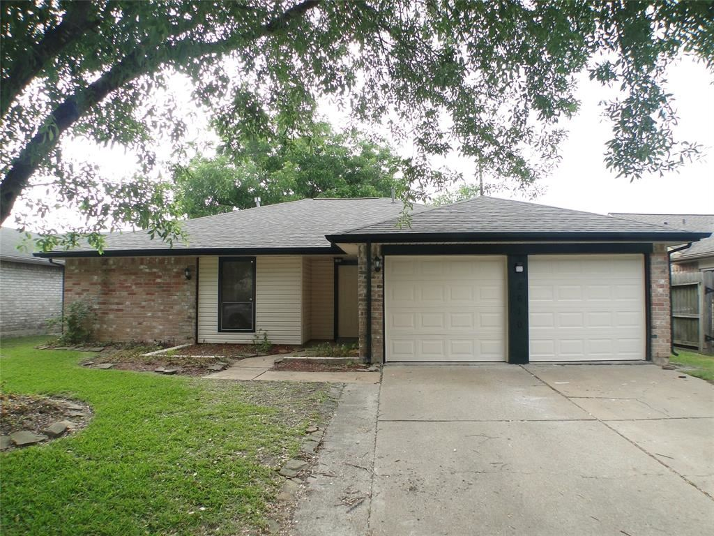 2610 Hazy Creek Drive, Houston, TX 77084 - MLS#: 95693131