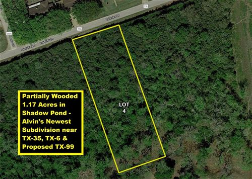 Photo of 41 Lakeview Drive Lot 4, Alvin, TX 77511 (MLS # 55791132)