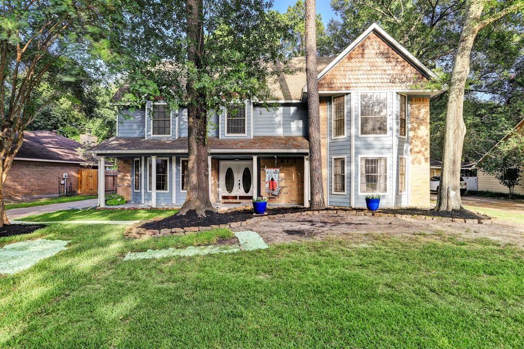 3810 Village Oaks Drive, Kingwood, TX 77339 - #: 21451132