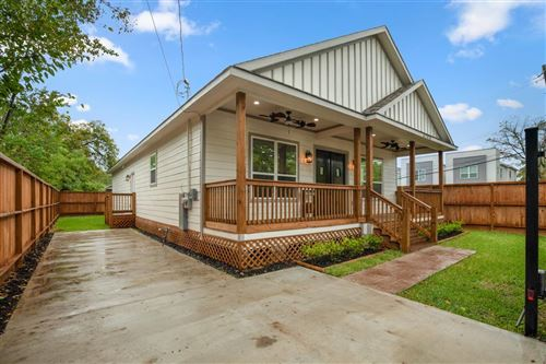 Photo of 3106 Newhoff Street, Houston, TX 77026 (MLS # 87596133)