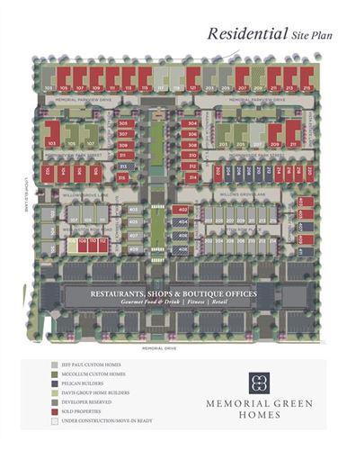 Tiny photo for 209 Memorial Parkview Drive, Houston, TX 77024 (MLS # 5458136)