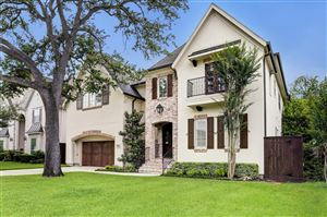 Photo of 4926 Mimosa Drive, Bellaire, TX 77401 (MLS # 6098136)