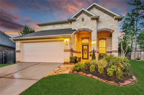 Photo of 115 Red Eagle Court, Montgomery, TX 77316 (MLS # 90584136)