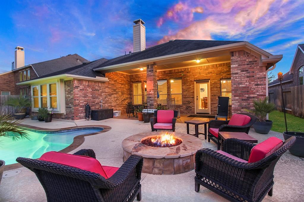 2719 Port Mist Street, Katy, TX 77494 - #: 29991138