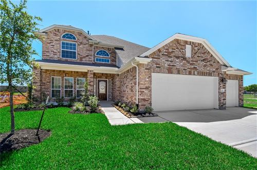 Photo of 306 Cabernet Drive, Alvin, TX 77511 (MLS # 42281139)