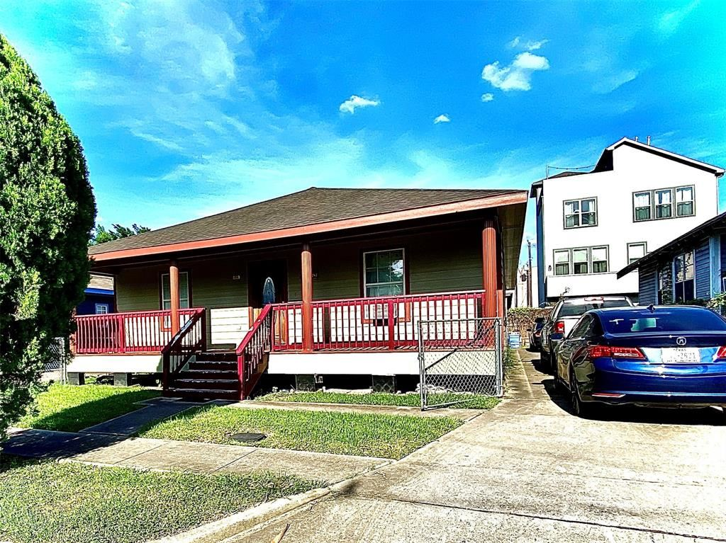 1417 Hussion Street, Houston, TX 77003 - MLS#: 95575139