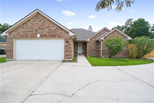 Photo of 1233 Chateau Woods Parkway Drive, Conroe, TX 77385 (MLS # 73171141)