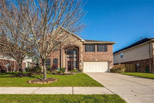 Photo of 4803 Lakefront Terrace Court, Pearland, TX 77584 (MLS # 84653141)