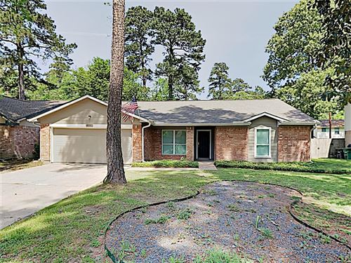Photo of 3231 Sycamore Springs Drive, Kingwood, TX 77339 (MLS # 80041142)