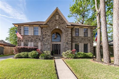 Photo of 9818 Westminster Drive, Humble, TX 77338 (MLS # 49005143)