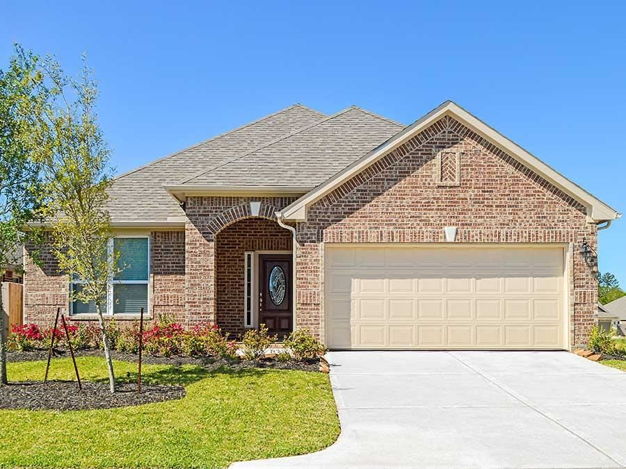 658 W Linnwood Drive, New Caney, TX 77357 - MLS#: 62694143