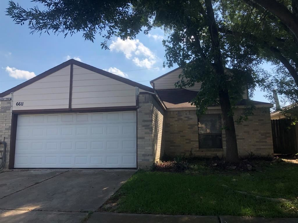 6611 Gladewell Drive, Houston, TX 77072 - MLS#: 67037145
