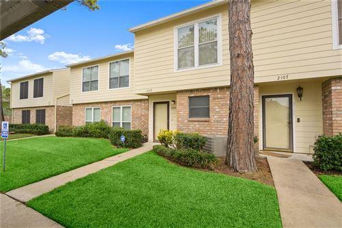 Tiny photo for 14555 Wunderlich Drive #2105, Houston, TX 77069 (MLS # 13487146)