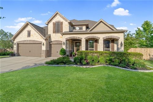 Photo of 1805 Graystone Hills Court, Conroe, TX 77304 (MLS # 53206146)