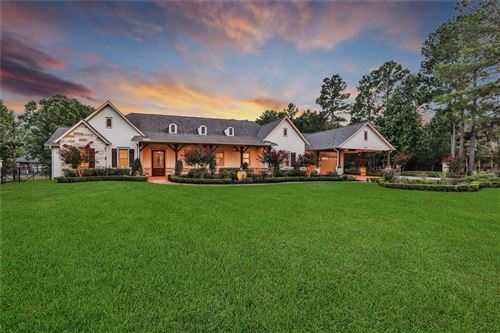 Photo of 12913 Zion Road, Tomball, TX 77375 (MLS # 61145147)