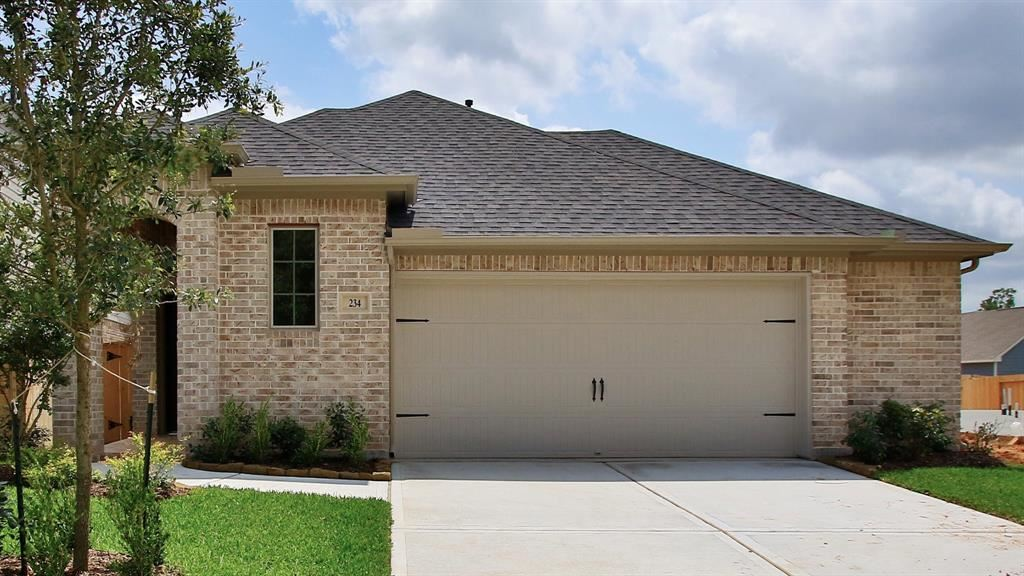 Photo for 234 North Carson Cub Court, Montgomery, TX 77316 (MLS # 70103148)