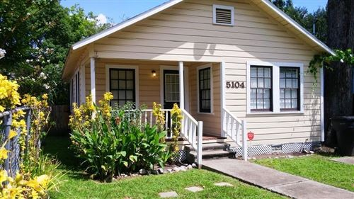 Photo of 5104 Dunlop Street, Houston, TX 77009 (MLS # 76242149)