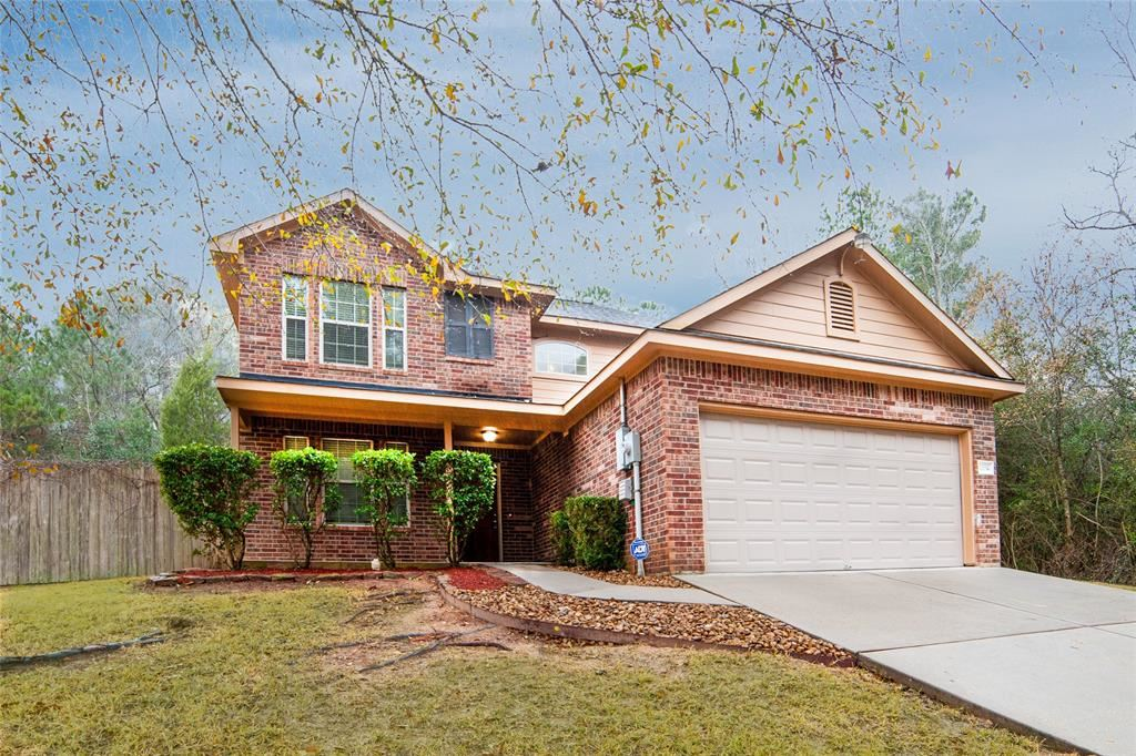 Photo for 12134 Mustang Avenue, Willis, TX 77378 (MLS # 37756149)