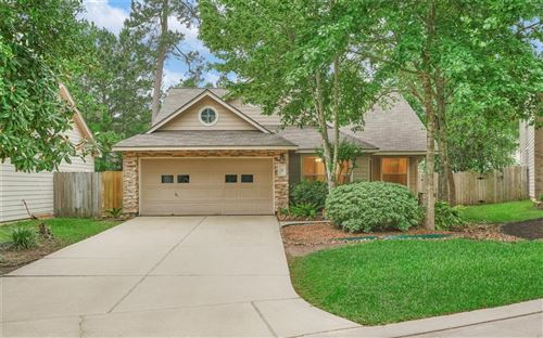 Photo of 27 Wintergrass Place, The Woodlands, TX 77382 (MLS # 21681150)